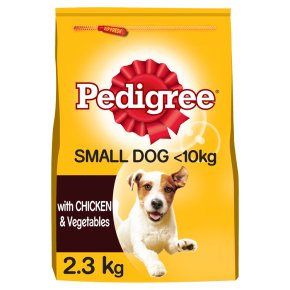 Pedigree Small Dog Chicken