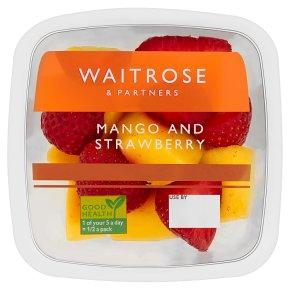 Waitrose Mango & Strawberry