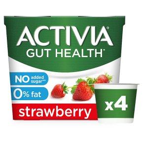 Activia NAS 0% Fat Strawberry Yog