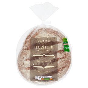 Waitrose Free From Gluten Free Sourdough