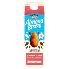 Almond Breeze Unsweetened
