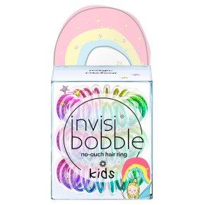 invisibobble KIDS Magic Rainbow Hai
