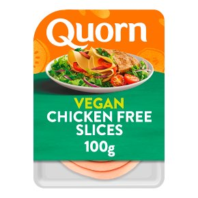 Quorn Vegan Chicken Slices