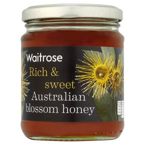 Waitrose Australian blossom honey