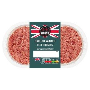 Warrendale British Wagyu Beef Burgers