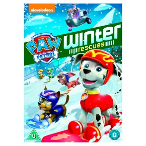 DVD Paw Patrol: Winter Rescues