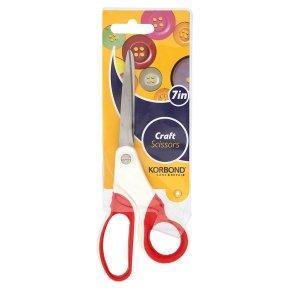 """Korbond Craft 7"""" Scissors"""