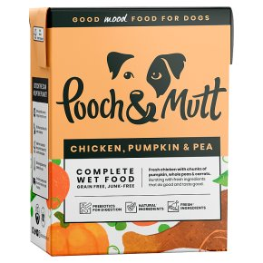 Pooch & Mutt Chicken, Pumpkin & Pea