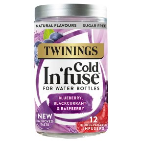 Twinings Cold In'fuse Blueberry, Apple