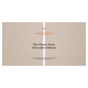 No.1 Classic Swiss Chocolate Edition