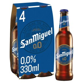San Miguel Alcohol Free Spain