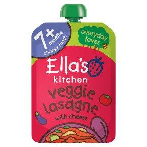Ella's Kitchen Veggie Lasagne