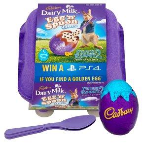 Cadbury Egg 'n' Spoon Oreo