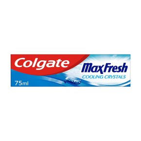 Colgate Max Fresh Crystals Toothpaste