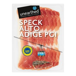 Unearthed Special Range speck also adige P.G.I, 5 slices