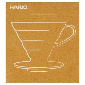 Hario V60 Coffee Dripper With Filters