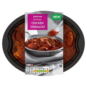 Waitrose Indian Chicken Vindaloo