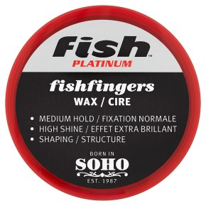Fish Platinum Wax