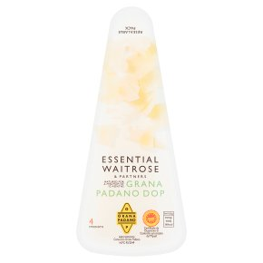 essential Waitrose Grana Padano DOP