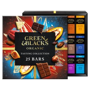Green & Black's Tasting Collection Box