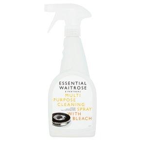 essential Waitrose kitchen cleaner