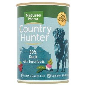 Country Hunter Duck, Fruit & Veg
