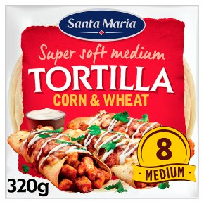Santa Maria 8 Corn Tortillas