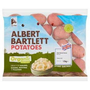 Albert Bartlett Rooster Organic Potatoes