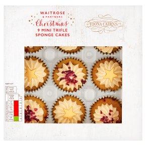 Waitrose Mini Trifle Sponge Cakes