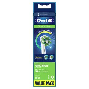 Oral-B Brush Heads Cross Action