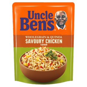 Uncle Ben's Rice & Grains Chicken Flavour