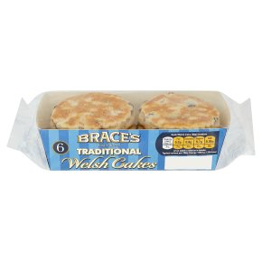 Brace's Traditional Welsh Cakes