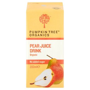 Pumpkin Tree organic pear juice drink