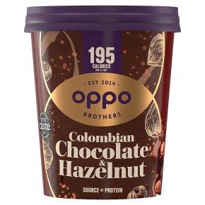 Oppo Colombian Chocolate & Hazelnut