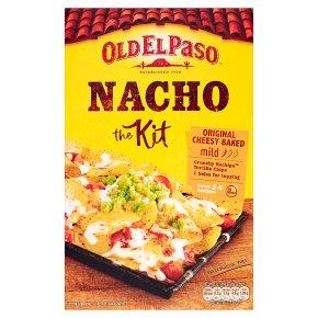 Old El Paso Original Cheesy Baked Nacho Kit