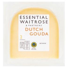essential Waitrose Dutch gouda strength 2