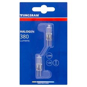 Tungsram Halogen G4 20W 12V 380 Lumen