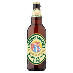 Timothy Taylor's Knowle Spring Blonde 500ml