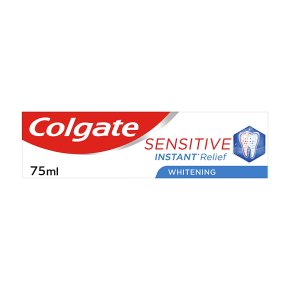 Colgate Sensitive Pro-Relief whitening toothpaste