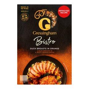 Gressingham Bistro Duck Breasts in Orange