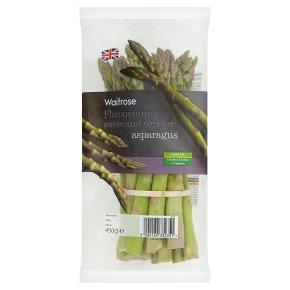 Waitrose British asparagus