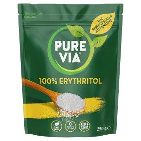 Pure Via 100% Erythritol Sugar Alternative