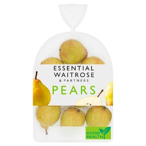 essential Waitrose pears