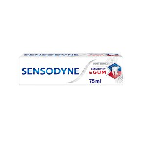 Sensodyne Sensitive & Gum Whitening