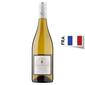 Domaine de Sainte Rose Coquille d'Oc Blanc, French, White Wine