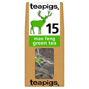 Teapigs mao feng green 15 tea bags