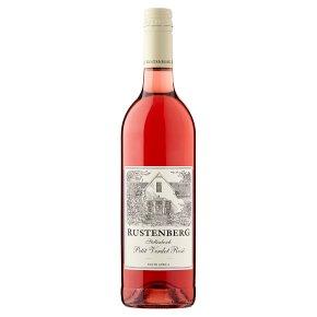 Rustenberg Petit Verdot, South African, Rosé Wine