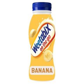 Weetabix On The Go Banana Drink