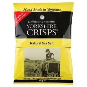 Yorkshire Crisps - lightly sea salted