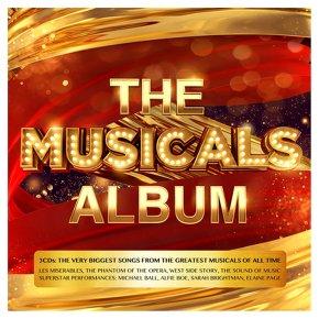 CD The Musicals Album